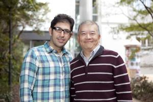 Ardi and Dr David Leung