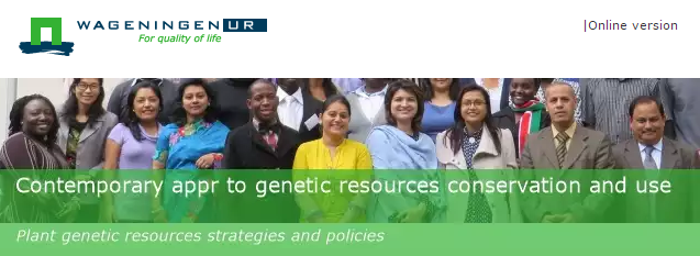 Course-on-genetic-resources-conservation