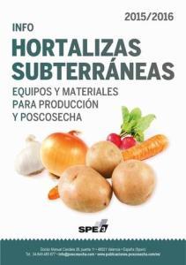 Hortalizas subterraneas