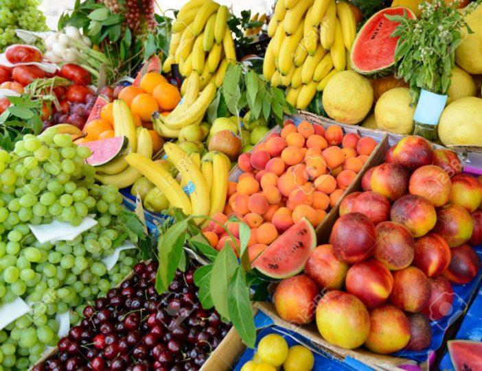 frutas y horrtalizas