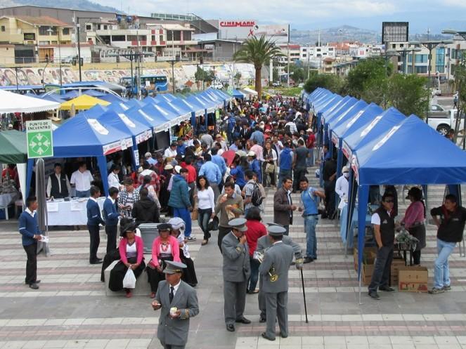 Tungurahua promotes seed production (ElHeraldo)